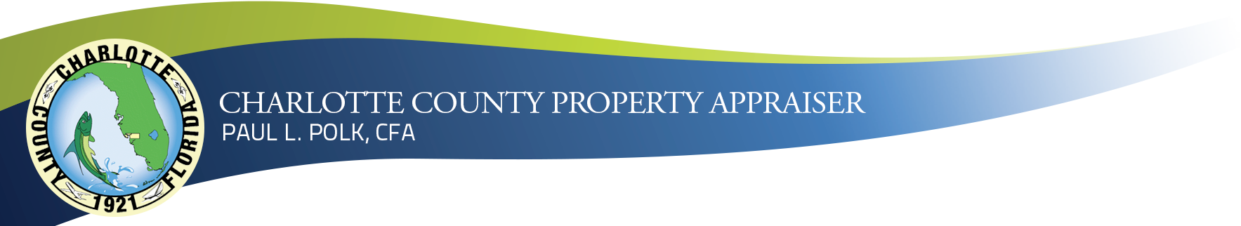 Charlotte County Property Appraiser - Paul L. Polk, CFA